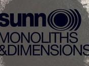 SUNN O))) Monoliths dimensions