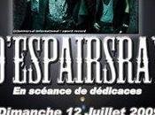 Séance dédicaces D'espairsRay Paris