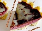 Tartelettes mousse framboise