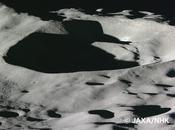 dernières images Kaguya avant imapact Lune