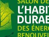 manquer novembre: salon l'Habitat Durable Energies Renouvelables