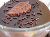 Panna cotta chocolat (rapide)