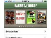 Barnes & Noble lance application iPhone/iPod Touch