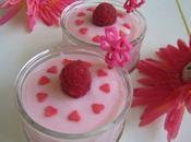 Mousse fraises!!!!!