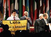 l'Unesco, Greenpeace interpelle Président brésilien Lula