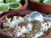 Puits concombre rillette maquereau à moutarde l'ancienne
