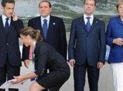 Carla remplace Nicolas Sarkozy