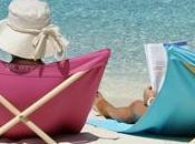 Ultra Chic beach chair!