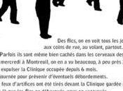 Joachim Gatti, mobilisation Montreuil opération