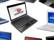 Archos, Dell, Compaq, Samsung, Acer test netbooks folie