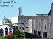 gigantesque mosquée turque Vénissieux