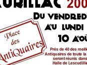 Aurillac Place Antiquaires, salon manquer!!