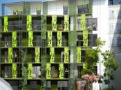 Paris logements sociaux energie positive