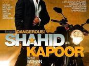 Sahid Kapoor fait magazine Filmfare