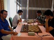 27ème Open d'échecs d'Andorre Romain Edouard vainqueur
