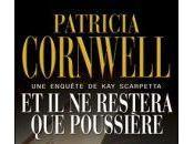 restera poussière Patricia Cornwell
