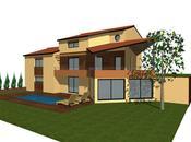Création plan maison originale (1er exemple)