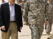 Robert Gates Irak pour parler... ventes d'armes sécurité