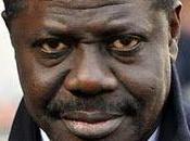 Pape Diouf (futur) secrétaire d'Etat