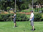 golf Crans-Montana dans numéro spécial tourisme magazine français l'Equipe