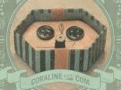 Coraline film d'Henri Selick roman Neil Gaiman.