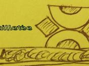 jaune bleu sushis Stroumpfs
