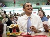 buzz culinaire Obama