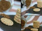 Cumin, Nigelle manchego pour délicieux biscuits salés