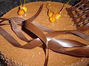 Gâteau chocolat crousti mousseux