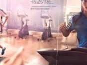 Campagne publicité Adidas Chine