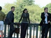 Inception Nolan premières images tournage