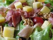 **** Salade auvergnate
