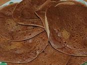 Pancakes cacao, épices, érable