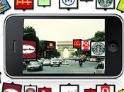 Réalité augmentée Métro Paris suite l'article etourisme.info