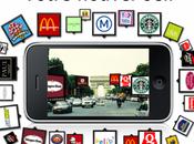 iPhone: réalité augmente pour metro paris