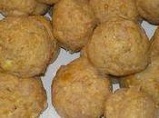 Boulettes poulet beurre cacahuète