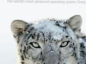 Snow Leopard arrive