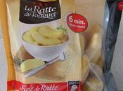 Pommes terre ratte touquet reblochon