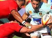 Stade Toulousain chute face champions