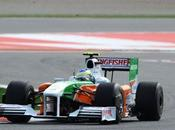 Force India L'incroyable week-end Fisichella