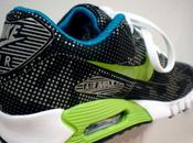 Nike sportswear spring 2010 current moire electric green