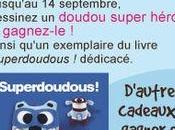"concours ""dessine Superdoudou"""