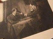 Découverte stupéfiante Hitler jouant échecs avec Lénine