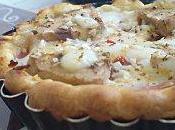 ~Tartelette salé tomate/aubergine/mozzarella~