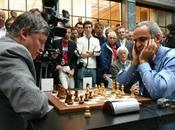 Kasparov face Karpov Paris décembre