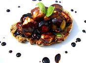 Tartines Tomates Cerise Feta Balsamique Réduit