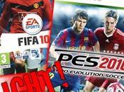 Fifa 2010 contre Sports Konami