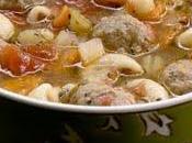Soupe nouilles l'italienne