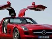 Mercedes vidéos photos officielles