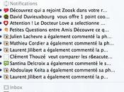 Facebook Desktop Notifications pour